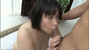 super huge tits and ass mom get creampie from boy