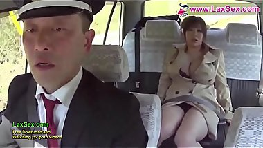 LaxSex.com - sexy Japanese queen is giving blowjob