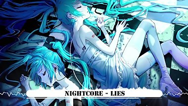 a?… Nightcore  Lies a?…