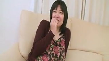 Pregnant Japanese Milf Sucks Cock