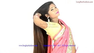 My Passionate Long Hair - Deepika from Kolkata