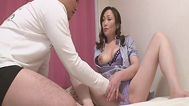 Skilled Miyama Ranko Makes Him Cum Without Penetration