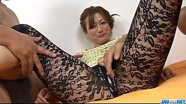 Yukina Momose horny milf fucked until exhaustion&nbsp_
