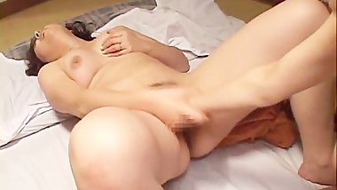 Mature nipponjin chick has lez part2