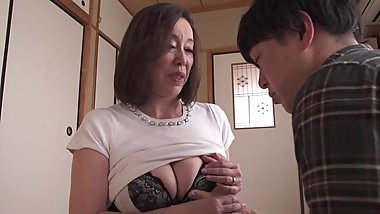 Step mother Seduces Step son