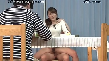 6 - Japanese Milf Under The Desk Game - LinkFull In My Frofile