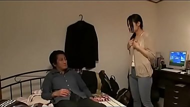 Japanese wife forced