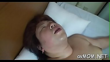 Horny mother i'_d like to fuck gets 3some