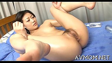 2 chap on one hot milf