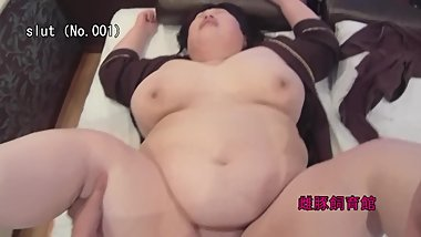 Home made of Japanese amature bbw milf