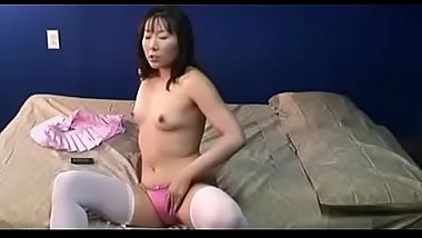 Asian mom got dressed up for the webcam masturbation. myfreecams.wtf