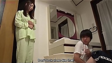 [English Subtitle] JAV Mom will be your first.. Ayumi Shinoda (Full Length HD at JavForReal.com)