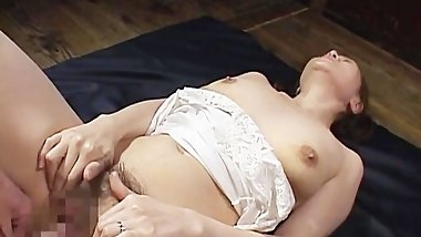 Mature sexy Mina Toujou Goes part4