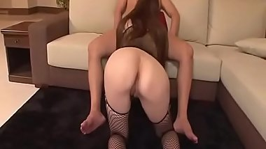 Yui Hatano deals two massive dicks in slutty scenes - From JAVz.se