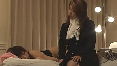 Yumi Kazama And Rio Hamasaki Are Making Love Part 2