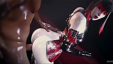 Paragon Countess getting Fucked Compilation  w Audio  premium porn