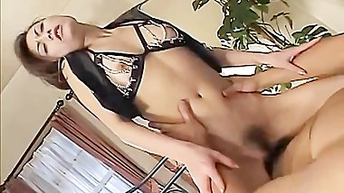 Fetish fun with a horny AV model tied and fucked like a true submissive
