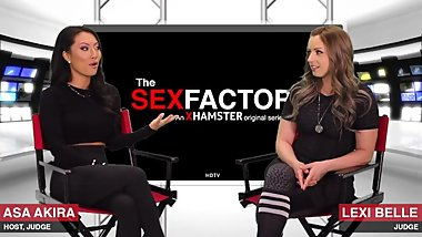 Sex Factor - Episode 1 - Battle Of The Sexes