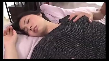 Japanese Sleeping Mom And Son Full link : Pornmoza.com