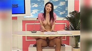 Japanese uniform news compilation JAV pmv