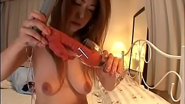 japanese mother ayano play toys