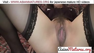 Chika Ohara - Fuck And Jizz Combo For Nice Japan Mom - www.asianmatures.org
