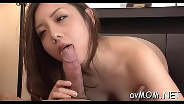 Stud with vibrator loves his dick sucked by tight asian mother i would like to fuck