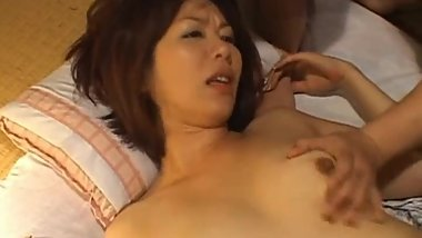 Chisato Shouda Amazing mature Japanese part1