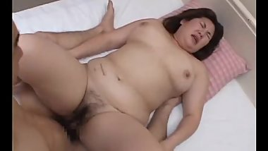 chubby japanese milf missionaly position