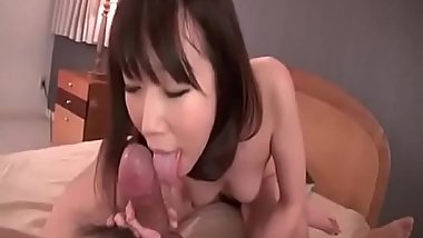 Hitomi Oki craves for cock deep in her tight vagina - From JAVz.se